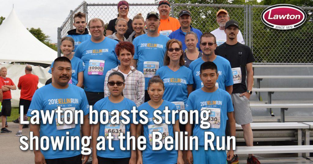 Lawton Bellin Run