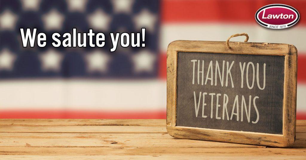 Lawton Veterans Day 2018