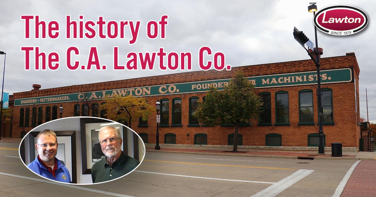 39 Lawton History