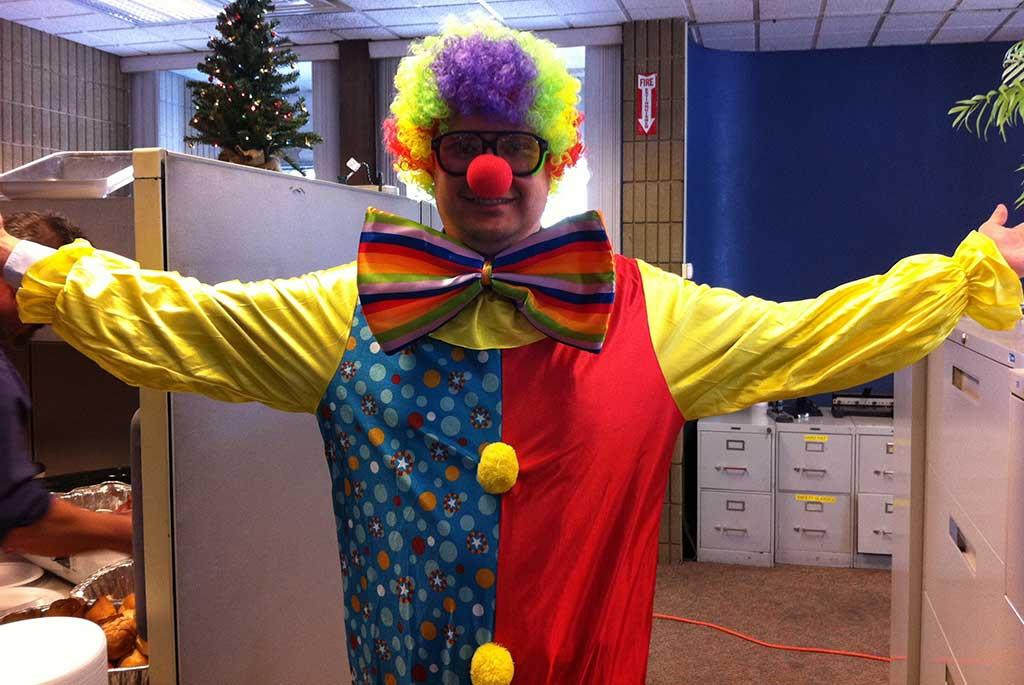Alex The Clown