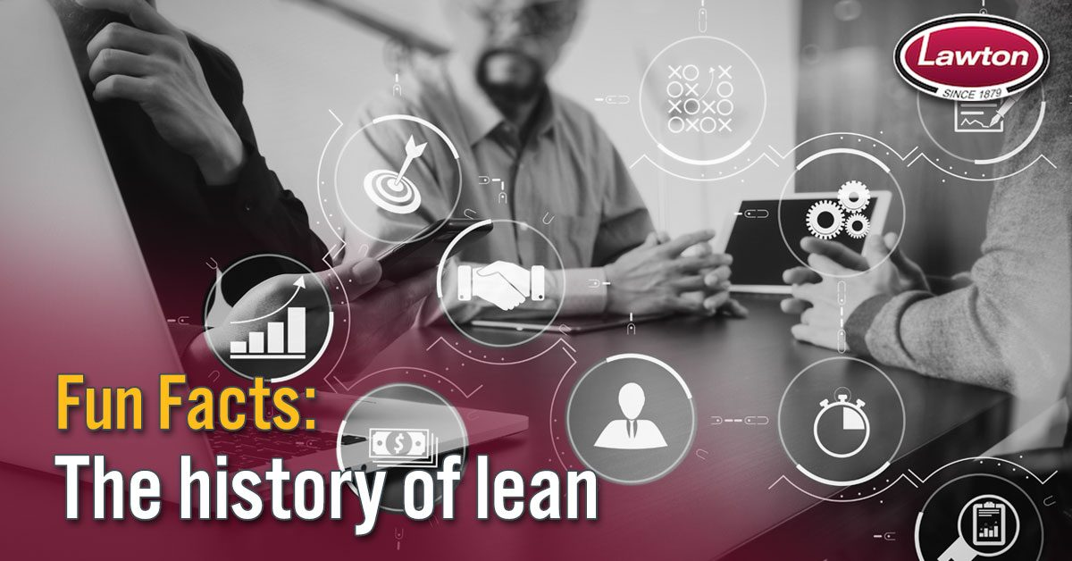 Lean history fun facts